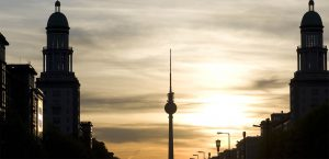 TV Tower from Frankfurter Tor Berlin Private Tours