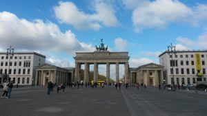 Brandenburger Tor with Berlin Private Tours