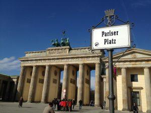 Berlin Private Tours at Potsdamer Platz