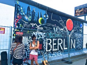East Side Gallery with Berlin Private Tours