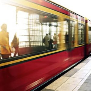 Berlin information on travel service picture of subway Berlin Private Tours